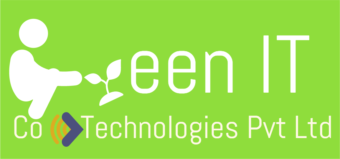 About us Greenitco Technologies Pvt Ltd Logo