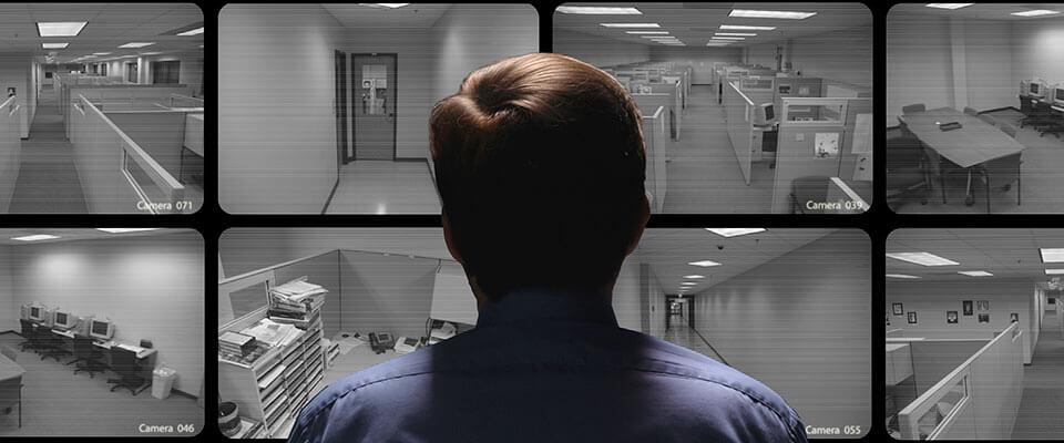 Video Surveillance Solutions by nextmegabyte